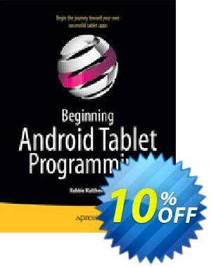Beginning Android Tablet Programming (Matthews) discount coupon Beginning Android Tablet Programming (Matthews) Deal - Beginning Android Tablet Programming (Matthews) Exclusive Easter Sale offer for iVoicesoft