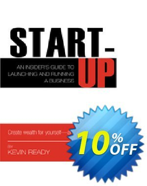Startup (Ready) 優惠券,折扣碼 Startup (Ready) Deal,促銷代碼: Startup (Ready) Exclusive Easter Sale offer for iVoicesoft