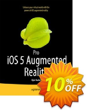 Pro iOS 5 Augmented Reality (Roche) discount coupon Pro iOS 5 Augmented Reality (Roche) Deal - Pro iOS 5 Augmented Reality (Roche) Exclusive Easter Sale offer for iVoicesoft