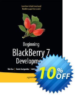 Beginning BlackBerry 7 Development (Rizk) discount coupon Beginning BlackBerry 7 Development (Rizk) Deal - Beginning BlackBerry 7 Development (Rizk) Exclusive Easter Sale offer for iVoicesoft