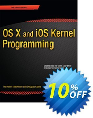 OS X and iOS Kernel Programming (Halvorsen) discount coupon OS X and iOS Kernel Programming (Halvorsen) Deal - OS X and iOS Kernel Programming (Halvorsen) Exclusive Easter Sale offer for iVoicesoft