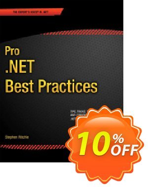 Pro .NET Best Practices (Ritchie) discount coupon Pro .NET Best Practices (Ritchie) Deal - Pro .NET Best Practices (Ritchie) Exclusive Easter Sale offer for iVoicesoft
