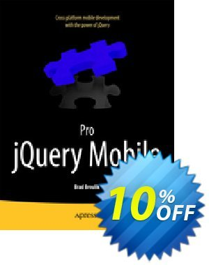 Pro jQuery Mobile (Broulik) discount coupon Pro jQuery Mobile (Broulik) Deal - Pro jQuery Mobile (Broulik) Exclusive Easter Sale offer for iVoicesoft