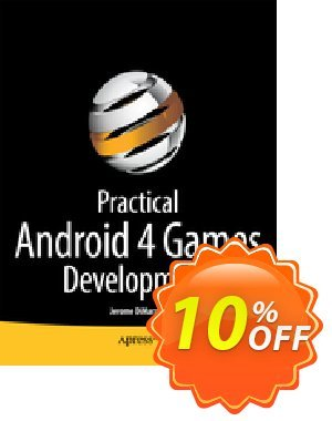 Practical Android 4 Games Development (DiMarzio)割引コード・Practical Android 4 Games Development (DiMarzio) Deal キャンペーン:Practical Android 4 Games Development (DiMarzio) Exclusive Easter Sale offer for iVoicesoft
