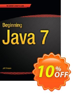 Beginning Java 7 (Friesen) discount coupon Beginning Java 7 (Friesen) Deal - Beginning Java 7 (Friesen) Exclusive Easter Sale offer for iVoicesoft