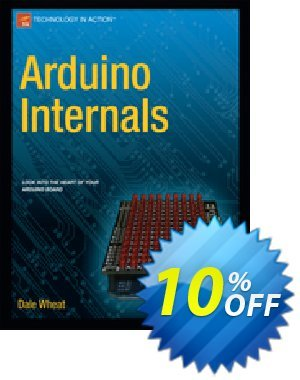 Arduino Internals (Wheat) 優惠券,折扣碼 Arduino Internals (Wheat) Deal,促銷代碼: Arduino Internals (Wheat) Exclusive Easter Sale offer for iVoicesoft