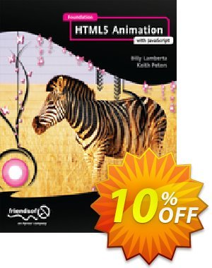 Foundation HTML5 Animation with JavaScript (Lamberta) discount coupon Foundation HTML5 Animation with JavaScript (Lamberta) Deal - Foundation HTML5 Animation with JavaScript (Lamberta) Exclusive Easter Sale offer for iVoicesoft