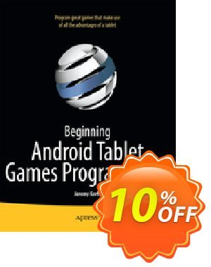 Beginning Android Tablet Games Programming (Kerfs) 優惠券,折扣碼 Beginning Android Tablet Games Programming (Kerfs) Deal,促銷代碼: Beginning Android Tablet Games Programming (Kerfs) Exclusive Easter Sale offer for iVoicesoft