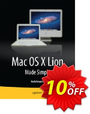OS X Lion Made Simple (Congress) discount coupon OS X Lion Made Simple (Congress) Deal - OS X Lion Made Simple (Congress) Exclusive Easter Sale offer for iVoicesoft