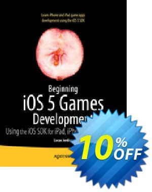 Beginning iOS 5 Games Development (Jordan) discount coupon Beginning iOS 5 Games Development (Jordan) Deal - Beginning iOS 5 Games Development (Jordan) Exclusive Easter Sale offer for iVoicesoft