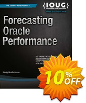 Forecasting Oracle Performance (Shallahamer) discount coupon Forecasting Oracle Performance (Shallahamer) Deal - Forecasting Oracle Performance (Shallahamer) Exclusive Easter Sale offer for iVoicesoft