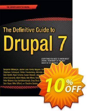 The Definitive Guide to Drupal 7 (Melancon) discount coupon The Definitive Guide to Drupal 7 (Melancon) Deal - The Definitive Guide to Drupal 7 (Melancon) Exclusive Easter Sale offer for iVoicesoft