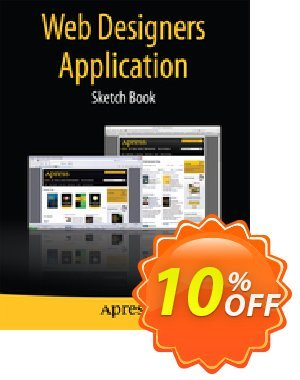 Web Designers Application Sketch Book (Kaplan) discount coupon Web Designers Application Sketch Book (Kaplan) Deal - Web Designers Application Sketch Book (Kaplan) Exclusive Easter Sale offer for iVoicesoft