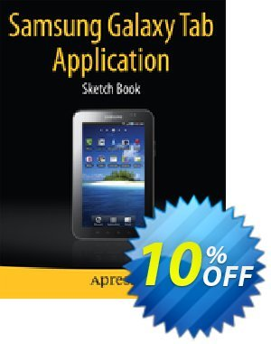 Samsung Galaxy Tab Application Sketch Book (Kaplan) discount coupon Samsung Galaxy Tab Application Sketch Book (Kaplan) Deal - Samsung Galaxy Tab Application Sketch Book (Kaplan) Exclusive Easter Sale offer for iVoicesoft