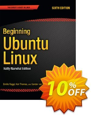 Beginning Ubuntu Linux (Raggi) discount coupon Beginning Ubuntu Linux (Raggi) Deal - Beginning Ubuntu Linux (Raggi) Exclusive Easter Sale offer for iVoicesoft