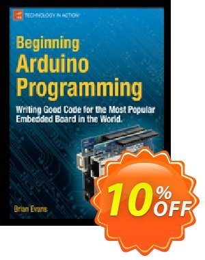 Beginning Arduino Programming (Evans) discount coupon Beginning Arduino Programming (Evans) Deal - Beginning Arduino Programming (Evans) Exclusive Easter Sale offer for iVoicesoft