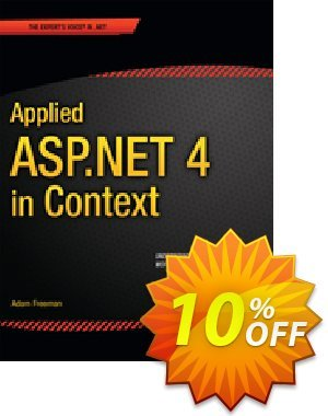 Applied ASP.NET 4 in Context (Freeman) discount coupon Applied ASP.NET 4 in Context (Freeman) Deal - Applied ASP.NET 4 in Context (Freeman) Exclusive Easter Sale offer for iVoicesoft