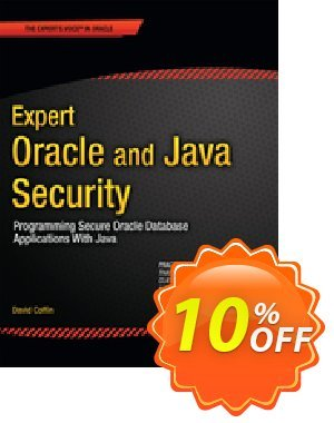 Expert Oracle and Java Security (Coffin)割引コード・Expert Oracle and Java Security (Coffin) Deal キャンペーン:Expert Oracle and Java Security (Coffin) Exclusive Easter Sale offer for iVoicesoft