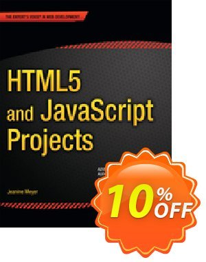 HTML5 and JavaScript Projects (Meyer) discount coupon HTML5 and JavaScript Projects (Meyer) Deal - HTML5 and JavaScript Projects (Meyer) Exclusive Easter Sale offer for iVoicesoft