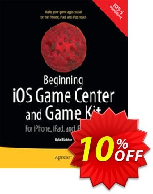 Beginning iOS Game Center and Game Kit (Richter) discount coupon Beginning iOS Game Center and Game Kit (Richter) Deal - Beginning iOS Game Center and Game Kit (Richter) Exclusive Easter Sale offer for iVoicesoft