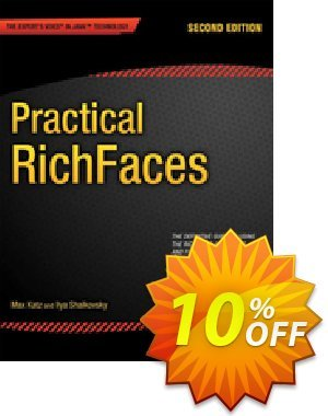 Practical RichFaces (Katz) discount coupon Practical RichFaces (Katz) Deal - Practical RichFaces (Katz) Exclusive Easter Sale offer for iVoicesoft