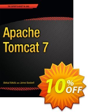 Apache Tomcat 7 (Vukotic) discount coupon Apache Tomcat 7 (Vukotic) Deal - Apache Tomcat 7 (Vukotic) Exclusive Easter Sale offer for iVoicesoft