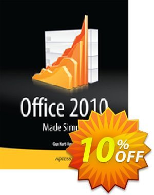 Office 2010 Made Simple (Hart-Davis) discount coupon Office 2010 Made Simple (Hart-Davis) Deal - Office 2010 Made Simple (Hart-Davis) Exclusive Easter Sale offer for iVoicesoft