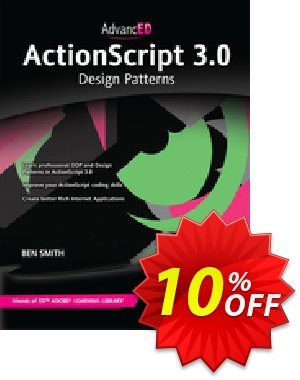 AdvancED ActionScript 3.0 (Smith) discount coupon AdvancED ActionScript 3.0 (Smith) Deal - AdvancED ActionScript 3.0 (Smith) Exclusive Easter Sale offer for iVoicesoft