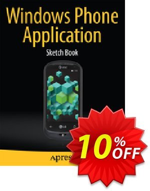 Windows Phone Application Sketch Book (Kaplan) 優惠券,折扣碼 Windows Phone Application Sketch Book (Kaplan) Deal,促銷代碼: Windows Phone Application Sketch Book (Kaplan) Exclusive Easter Sale offer for iVoicesoft