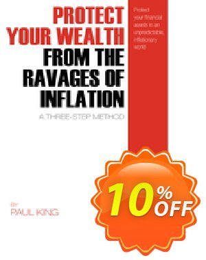 Protect Your Wealth from the Ravages of Inflation (King) discount coupon Protect Your Wealth from the Ravages of Inflation (King) Deal - Protect Your Wealth from the Ravages of Inflation (King) Exclusive Easter Sale offer for iVoicesoft