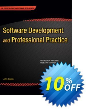 Software Development and Professional Practice (Dooley) 프로모션 코드 Software Development and Professional Practice (Dooley) Deal 프로모션: Software Development and Professional Practice (Dooley) Exclusive Easter Sale offer for iVoicesoft