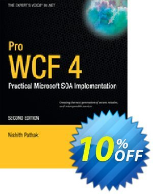 Pro WCF 4 (Pathak) discount coupon Pro WCF 4 (Pathak) Deal - Pro WCF 4 (Pathak) Exclusive Easter Sale offer for iVoicesoft