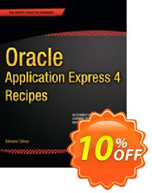 Oracle Application Express 4 Recipes (Zehoo) discount coupon Oracle Application Express 4 Recipes (Zehoo) Deal - Oracle Application Express 4 Recipes (Zehoo) Exclusive Easter Sale offer for iVoicesoft