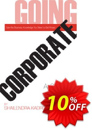 Going Corporate (Kadre) discount coupon Going Corporate (Kadre) Deal - Going Corporate (Kadre) Exclusive Easter Sale offer for iVoicesoft