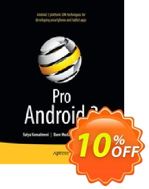 Pro Android 3 (Hashimi) discount coupon Pro Android 3 (Hashimi) Deal - Pro Android 3 (Hashimi) Exclusive Easter Sale offer for iVoicesoft