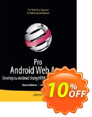 Pro Android Web Apps (Oehlman) discount coupon Pro Android Web Apps (Oehlman) Deal - Pro Android Web Apps (Oehlman) Exclusive Easter Sale offer for iVoicesoft