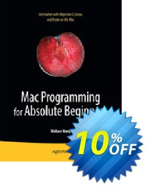 Mac Programming for Absolute Beginners (Wang) discount coupon Mac Programming for Absolute Beginners (Wang) Deal - Mac Programming for Absolute Beginners (Wang) Exclusive Easter Sale offer for iVoicesoft