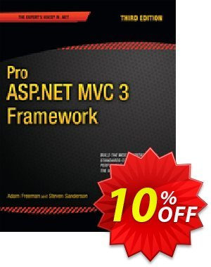 Pro ASP.NET MVC 3 Framework (Freeman) discount coupon Pro ASP.NET MVC 3 Framework (Freeman) Deal - Pro ASP.NET MVC 3 Framework (Freeman) Exclusive Easter Sale offer for iVoicesoft