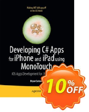 Developing C# Apps for iPhone and iPad using MonoTouch (Costanich) discount coupon Developing C# Apps for iPhone and iPad using MonoTouch (Costanich) Deal - Developing C# Apps for iPhone and iPad using MonoTouch (Costanich) Exclusive Easter Sale offer for iVoicesoft