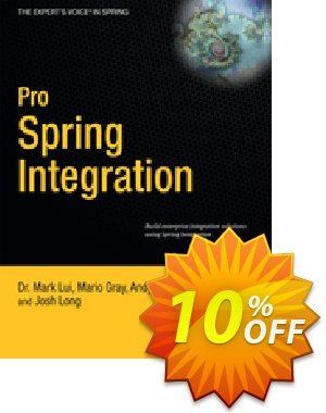 Pro Spring Integration (Long) discount coupon Pro Spring Integration (Long) Deal - Pro Spring Integration (Long) Exclusive Easter Sale offer for iVoicesoft