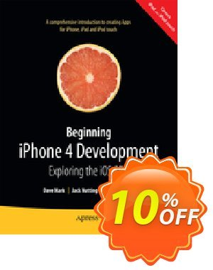 Beginning iPhone 4 Development (Mark) discount coupon Beginning iPhone 4 Development (Mark) Deal - Beginning iPhone 4 Development (Mark) Exclusive Easter Sale offer for iVoicesoft
