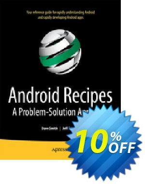 Android Recipes (Friesen) discount coupon Android Recipes (Friesen) Deal - Android Recipes (Friesen) Exclusive Easter Sale offer for iVoicesoft