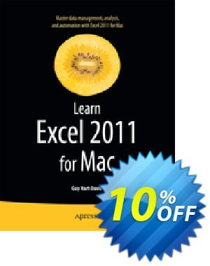 Learn Excel 2011 for Mac (Hart-Davis) discount coupon Learn Excel 2011 for Mac (Hart-Davis) Deal - Learn Excel 2011 for Mac (Hart-Davis) Exclusive Easter Sale offer for iVoicesoft