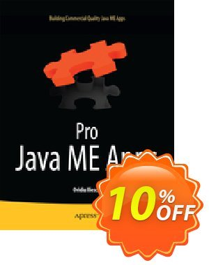 Pro Java ME Apps (Iliescu) discount coupon Pro Java ME Apps (Iliescu) Deal - Pro Java ME Apps (Iliescu) Exclusive Easter Sale offer for iVoicesoft