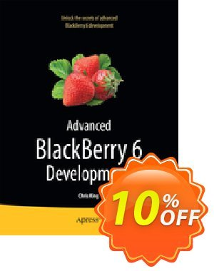 Advanced BlackBerry 6 Development (King) discount coupon Advanced BlackBerry 6 Development (King) Deal - Advanced BlackBerry 6 Development (King) Exclusive Easter Sale offer for iVoicesoft