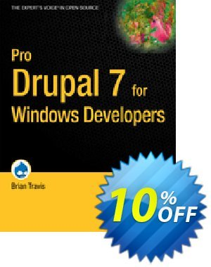 Pro Drupal 7 for Windows Developers (Travis)割引コード・Pro Drupal 7 for Windows Developers (Travis) Deal キャンペーン:Pro Drupal 7 for Windows Developers (Travis) Exclusive Easter Sale offer for iVoicesoft