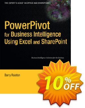 PowerPivot for Business Intelligence Using Excel and SharePoint (Ralston) Gutschein rabatt PowerPivot for Business Intelligence Using Excel and SharePoint (Ralston) Deal Aktion: PowerPivot for Business Intelligence Using Excel and SharePoint (Ralston) Exclusive Easter Sale offer for iVoicesoft