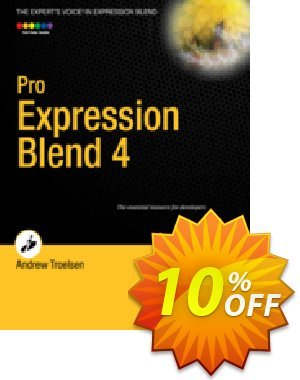 Pro Expression Blend 4 (Troelsen) discount coupon Pro Expression Blend 4 (Troelsen) Deal - Pro Expression Blend 4 (Troelsen) Exclusive Easter Sale offer for iVoicesoft