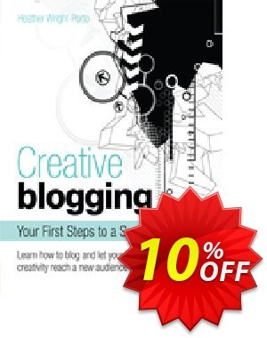 Creative Blogging (Wright-Porto) discount coupon Creative Blogging (Wright-Porto) Deal - Creative Blogging (Wright-Porto) Exclusive Easter Sale offer for iVoicesoft