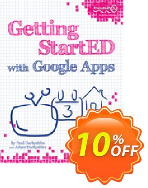 Getting StartED with Google Apps (Darbyshire) discount coupon Getting StartED with Google Apps (Darbyshire) Deal - Getting StartED with Google Apps (Darbyshire) Exclusive Easter Sale offer for iVoicesoft
